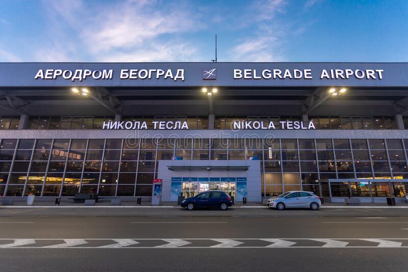 塞爾維亞 貝爾格萊德機場 – 行李