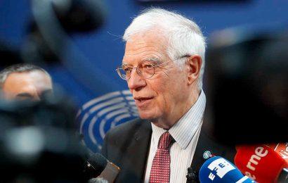 [新聞] 歐盟首席外交官不反對科索沃-塞爾維亞土地交換協議