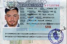 塞爾維亞 過境簽證